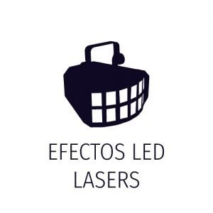 Efectos Led / Lasers